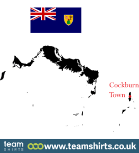 Turks- und Caicosinseln Cockburn Town