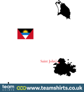 Antigua und Barbuda Johannes