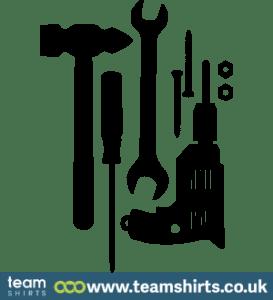 Handwerker Werkzeuge
