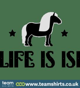 Das Leben ist Isi
