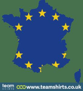 FRANCE SILHOUETTE EU