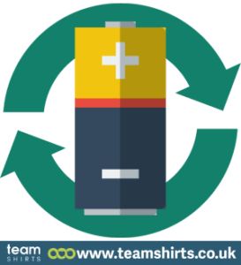 Recycling Batterien