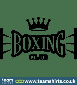 BOXING CLUB LOGO III