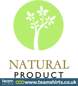 NATURAL PRODUCT LOGO