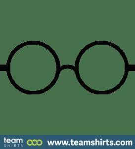 Harry's glasses