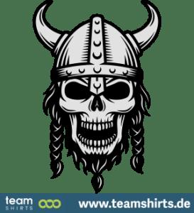 Wikinger Schädel