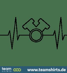EKG Motorradmotor