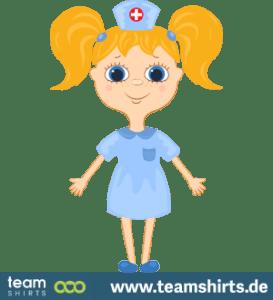 Krankenschwester Kind
