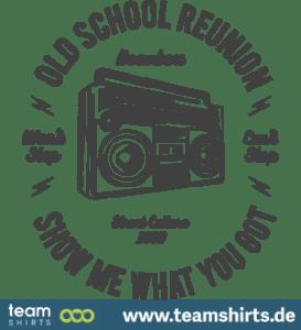 Wiedervereinigung der alten Schule