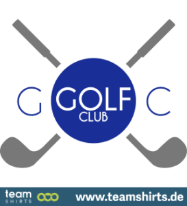 Golfschläger Emblem