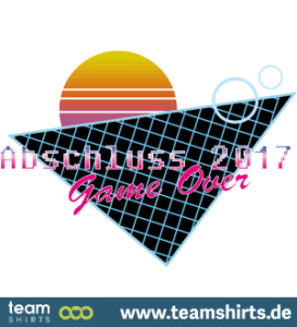 ABSCHLUSS 2017 GAME OVER