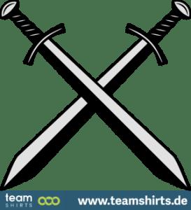 Gekreuzte Schwerter