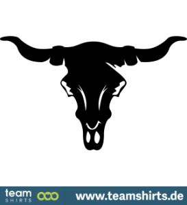 Büffelschädel