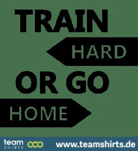 Trainiere hart 2