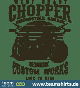 Westküste Chopper