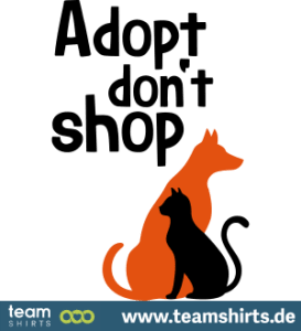 Adoptieren nicht einkaufen