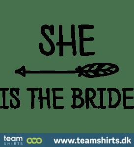 5504 Sie ist die Braut