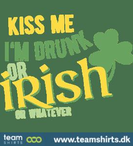 Küss mich, ich bin betrunken