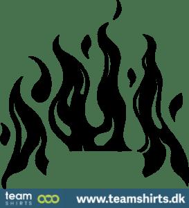 Flammendekoration