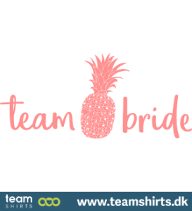 5504 teambride ananas