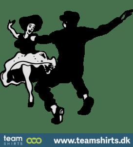 Rock'n'Roll Tanzpaar