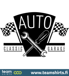 Auto Service Rennen Banner
