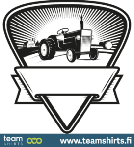 Traktor-Emblem
