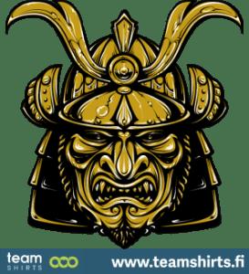 Samurai-Maske