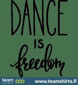 Tanz ist Freiheit