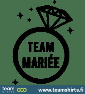 Der Ring des Teams 4504 Team Mariee