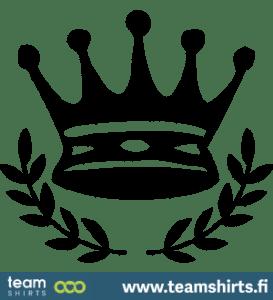 Könige Krone und Lorbeer