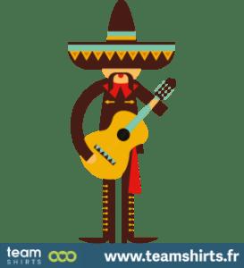 Mexikanischer Musiker