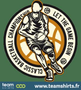 Klassischer Basketball