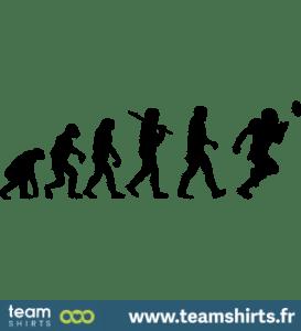 Evolution des Fußballs 2