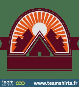 Kampierendes emblem