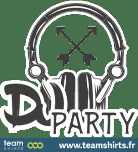 DJ-Party-Logo