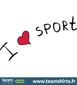Ich liebe Sportzitat