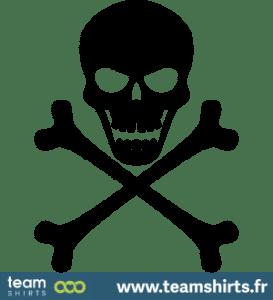 TÊTE DE MORT III