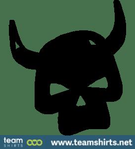 Punk Skull Horns Teufel