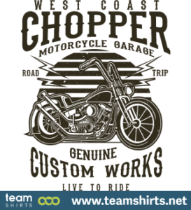 Westküste Chopper