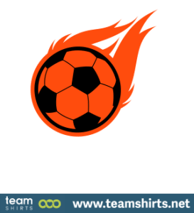football_flames_two_colour