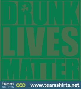 Betrunkene Leben sind wichtig
