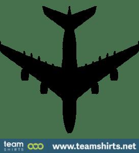 Ein 380 Flugzeug