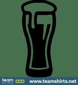 Glas Bier