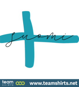 finland lippu suomi käsinkirjoitettu