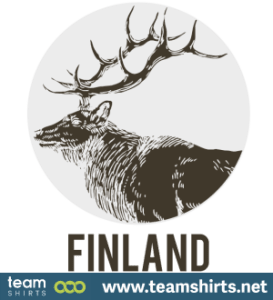 Suomi finland logo poro