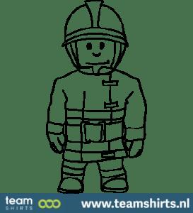 Feuerwehrmann Comic