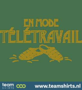 En Mode Teletravail