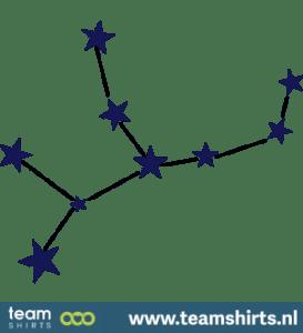 Konstellation Jungfrau