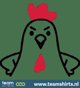 Upset Hühnchen
